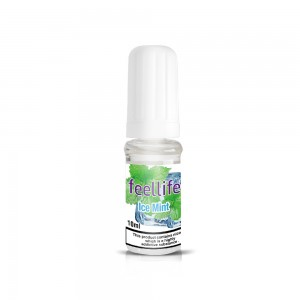 Ice Mint nicotine salt e-liquid