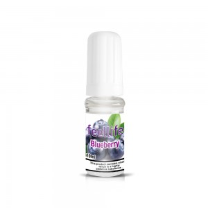 Blueberry nicotine salt eliquid