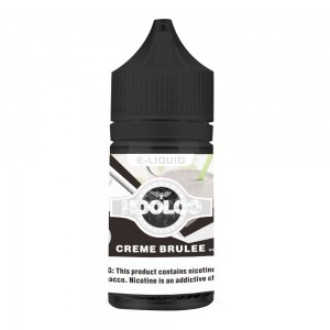Creme brulee 30ml salt nicotine e-juice