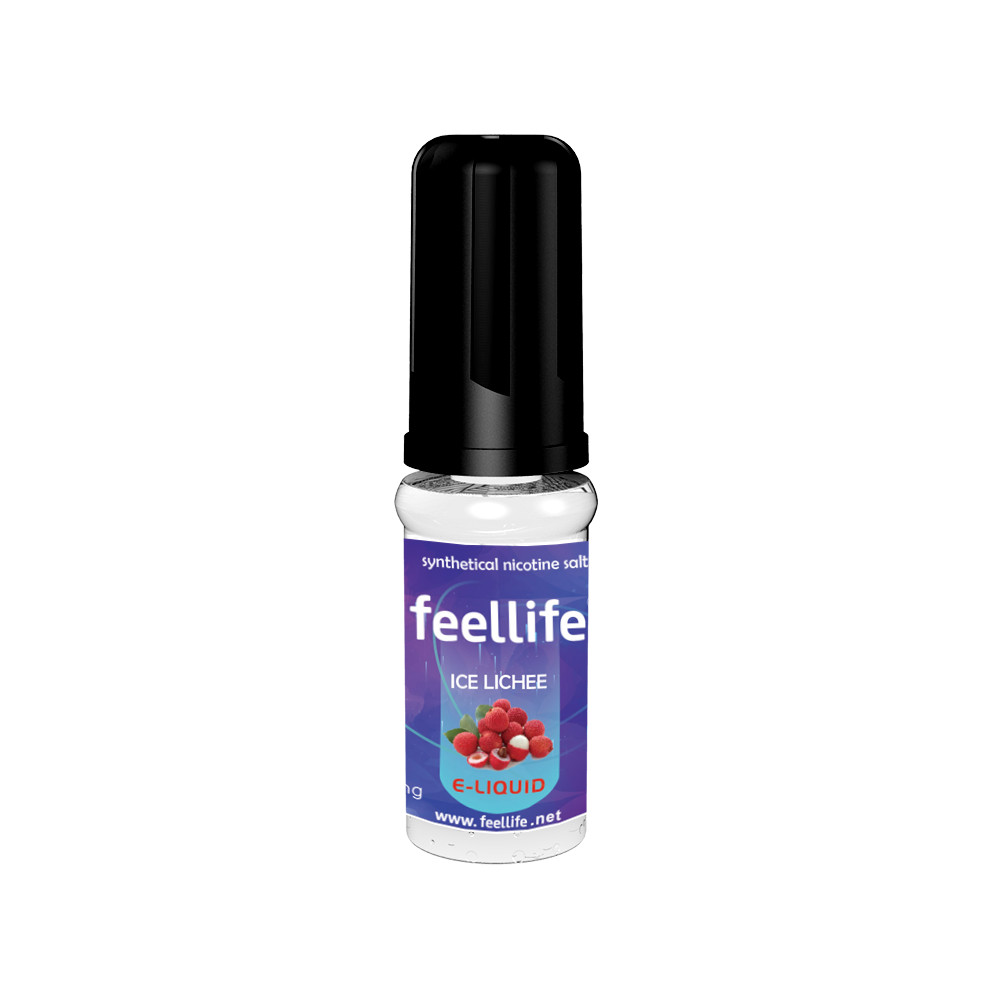 Ice lichee synthetic nicotine salt  e-liquid Featured Image