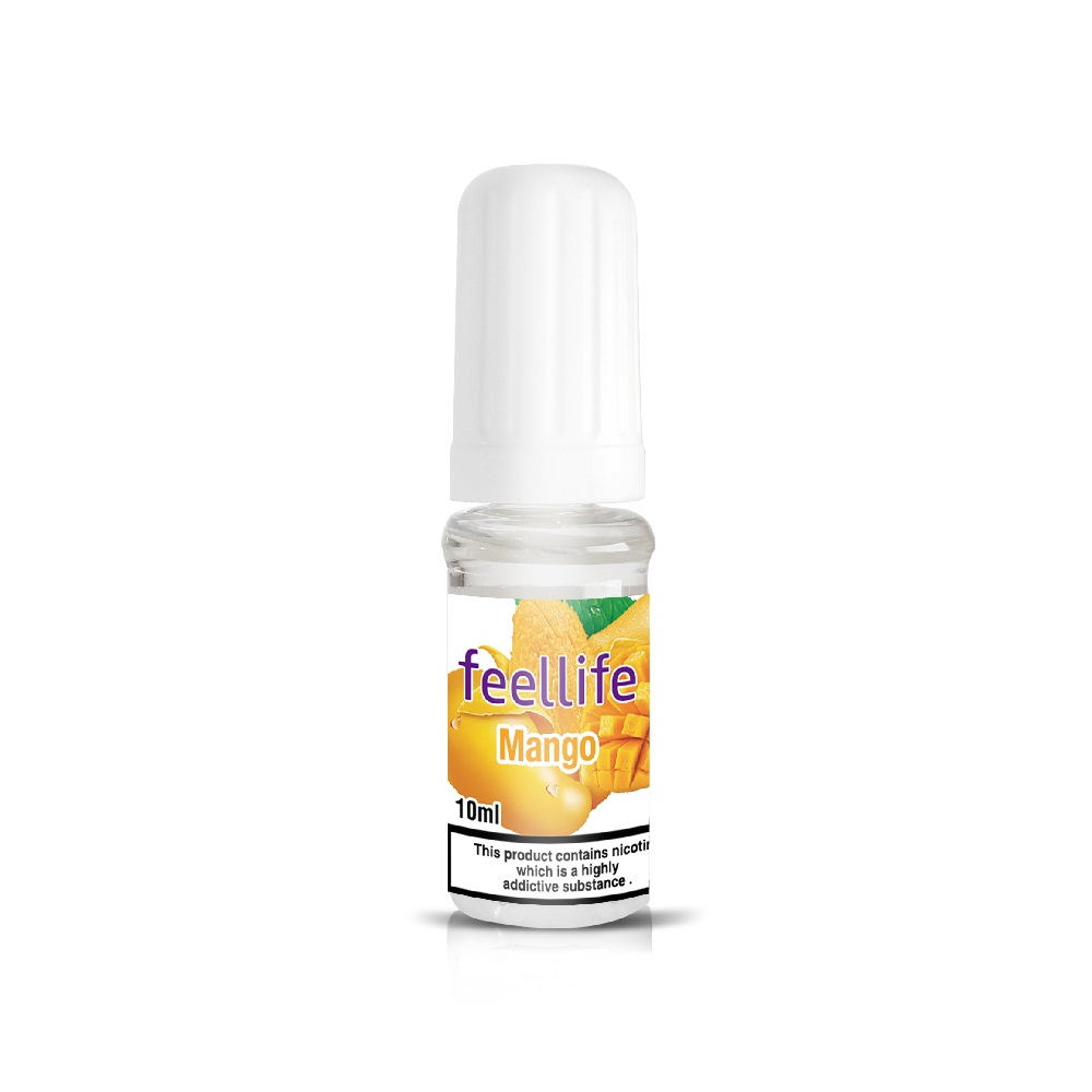Mango nicotine salt e-liquid Featured Image