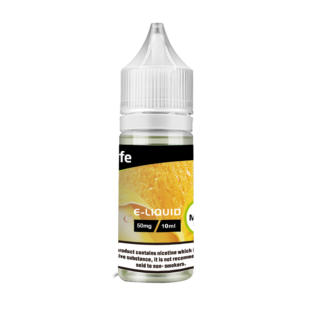 Mango nicotine salt eliquid Featured Image