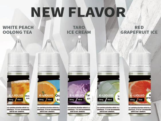 nicotine salt ejuice