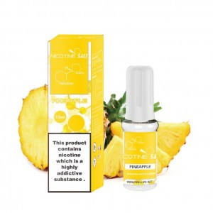 Pineapple nicotine salt e-liquid