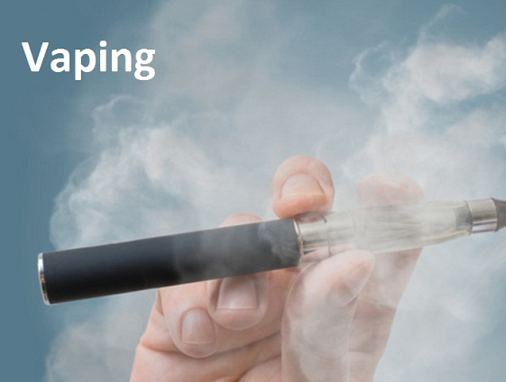 VAPING DISEASE TO NEVER VISIT THE UK?